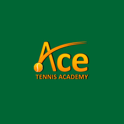 Ace Tennis Academy Logo Designed by Gavin Roberts